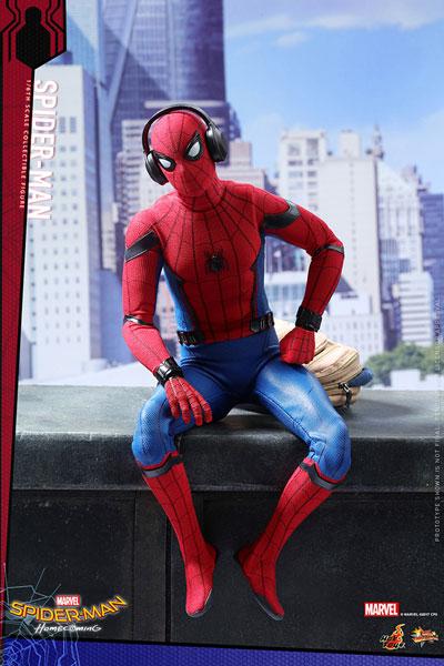 ムービーマスターピース スパイダーマン ホームカミング 1/6 スパイダーマン ※延期前倒し可能性大
