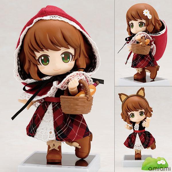 キューポッシュフレンズ 赤ずきん-Little Red Riding Hood- 可動フィギュア[コトブキヤ]《在庫切れ》