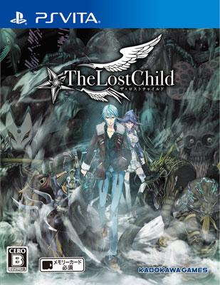 【特典】PS Vita The Lost Child ザ・ロストチャイルド[角川ゲームス]《在庫切れ》