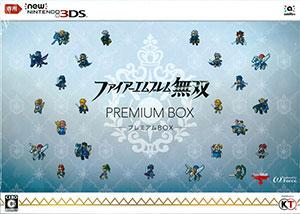 Newニンテンドー3DS専用 ファイアーエムブレム無双 プレミアムBOX[コーエーテクモゲームス]【送料無料】《在庫切れ》