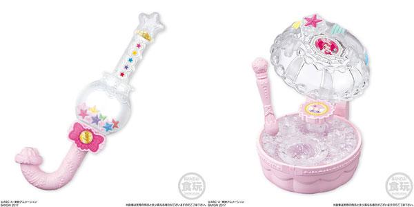 キラキラ☆プリキュアアラモード キャンディロッド&スイーツパクト 10個入りBOX(食玩)