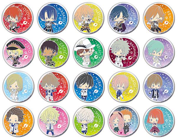 es nino デコキラ☆バッジコレクション うたの☆プリンスさまっ♪ マジLOVEレジェンドスター 20個入りBOX[コトブキヤ]《在庫切れ》