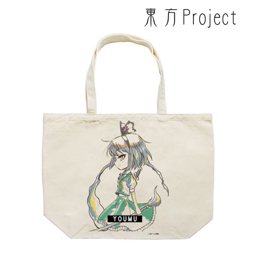 東方Project Ani-Artトートバッグ(魂魄妖夢)[アルマビアンカ]《取り寄せ※暫定》
