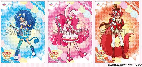 キラキラ☆プリキュアアラモード クリアカードコレクションガム 16個入りBOX (食玩)