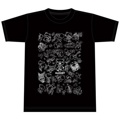 森チャック リキッドシルバーTシャツ メンズM グル~ミ~ (PAVE)[エーワークス]《在庫切れ》