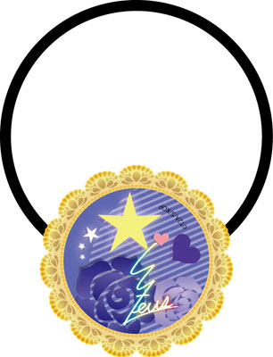 KING OF PRISM -PRIDE the HERO- ジュエルヘアゴム 涼野ユウ[コンテンツシード]《在庫切れ》