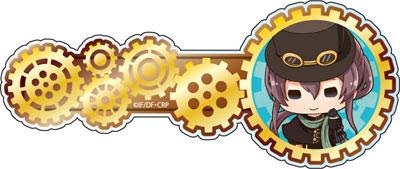 TVアニメ「Code:Realize ~創世の姫君~」 ヘアクリップ エルロック・ショルメ[コンテンツシード]《在庫切れ》