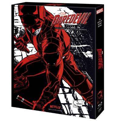 BD マーベル/デアデビル シーズン2 COMPLETE BOX (Blu-ray Disc)[ウォルト・ディズニー・スタジオ・ジャパン]《取り寄せ※暫定》