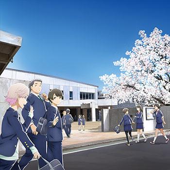 BD TVアニメーション『月がきれい』 Blu-ray Disc BOX 初回生産限定版