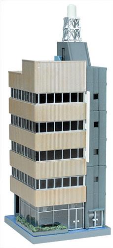 建物コレクション 061-2 昭和のビルA2(再販)[トミーテック]《発売済・在庫品》