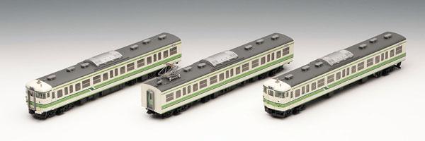 HO-9021 JR 115 1000系近郊電車(新潟色・N編成)セット(3両)[TOMIX]【送料無料】《発売済・在庫品》