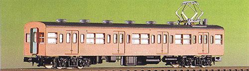 432-1 未塗装エコノミー組立キット JR101系 増結用中間車2輛セット(再販)[グリーンマックス]《12月予約》