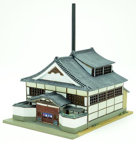 建物コレクション 034-3 銭湯3[トミーテック]《発売済・在庫品》