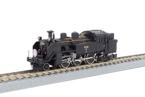 T019-5 C11形蒸気機関車 207号機 東武鉄道 SL「大樹」タイプ(再販)[ロクハン]【送料無料】《取り寄せ※暫定》
