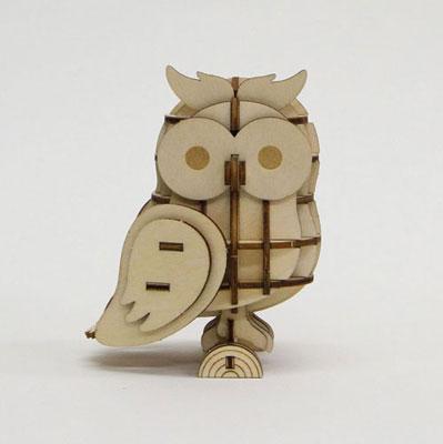 Wooden Art ki-gu-mi フクロウ[Azone]《取り寄せ※暫定》