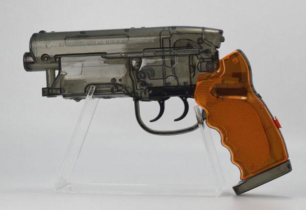 高木型 弐○壱九年式 爆水拳銃 通常版 クリアブラックカラー[フルコック]《在庫切れ》