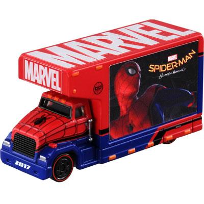 マーベルチューン Mov.1.0 アドトラック スパイダーマン:ホームカミング[タカラトミー]《在庫切れ》