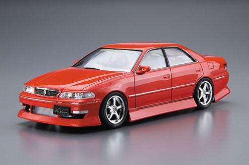 ザ・チューンドカー No.26 1/24 BNスポーツ JZX100マークII ツアラーV '98(トヨタ)  プラモデル(再販)[アオシマ]《発売済・在庫品》