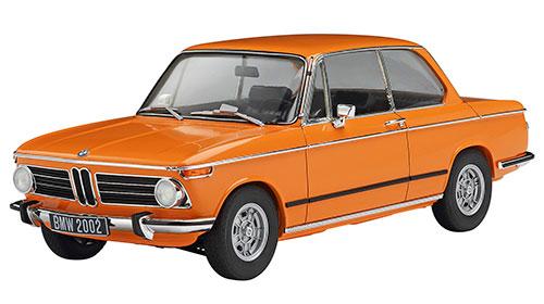 1/24 BMW 2002tii プラモデル(再販)[ハセガワ]《04月予約》