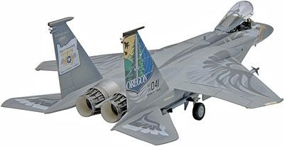 1/48 F-15C イーグル プラモデル[アメリカレベル]《取り寄せ※暫定》