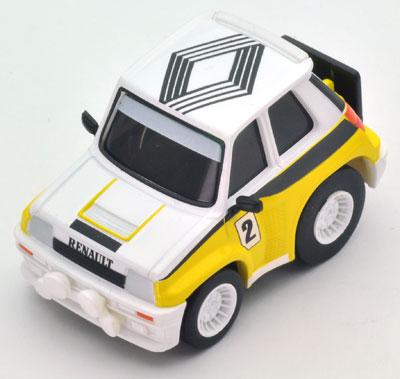 チョロQ zero Z52b ルノー5 ターボラリー 1983ワークスカラー[トミーテック]《発売済・在庫品》