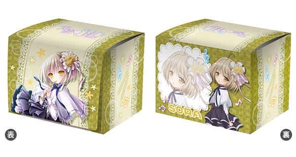 キャラクターデッキケースコレクションMAX 天使の3P!「金城そら」[ブロッコリー]《在庫切れ》