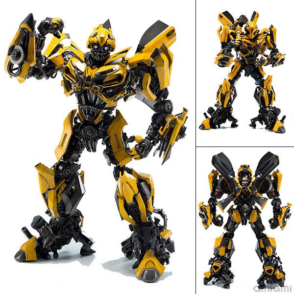 Transformers: The Last Knight BUMBLEBEE (トランスフォーマー/最後の騎士王 バンブルビー) 可動フィギュア[スリー・エー]【送料無料】《在庫切れ》