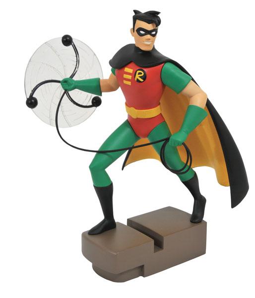『バットマン アニメイテッド』PVCスタチュー DC ギャラリー ロビン