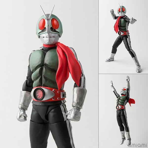S.H.フィギュアーツ (真骨彫製法) 仮面ライダー新1号