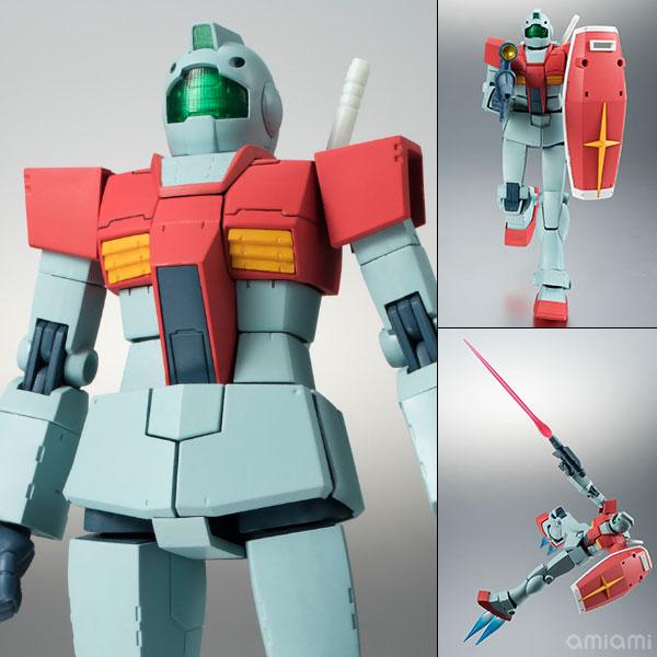 【キャンペーン特典】ROBOT魂 -ロボット魂-〈SIDE MS〉 RGM-79 ジム ver. A.N.I.M.E. 『機動戦士ガンダム』