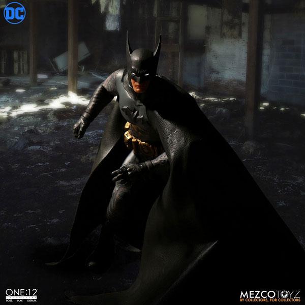 ワン12コレクティブ/ DCコミックス: アセンディング・ナイト バットマン 1/12 アクションフィギュア[メズコ]《在庫切れ》