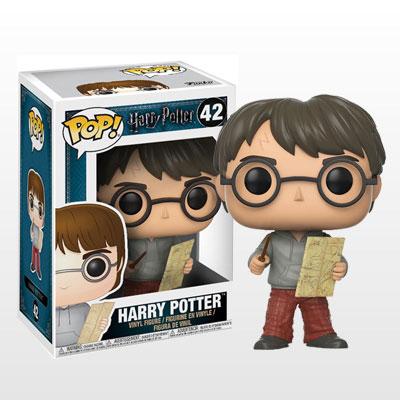 ポップ!『ハリー・ポッター』ハリー・ポッター(忍びの地図付き版)[ファンコ]《在庫切れ》
