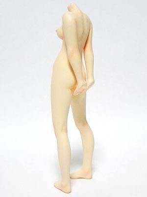 1/12 エロ素体組立キット(ボディのみ) No.02『女の子立位』(組み立て/塗装/加工が必要)