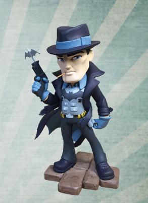 『DCコミックス』 DC ビニールフィギュア 「ボムシェルズ」バットマン