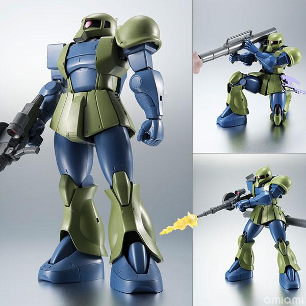 ROBOT魂 〈SIDE MS〉 MS-05 旧ザク ver. A.N.I.M.E. 『機動戦士ガンダム』[バンダイ]《在庫切れ》