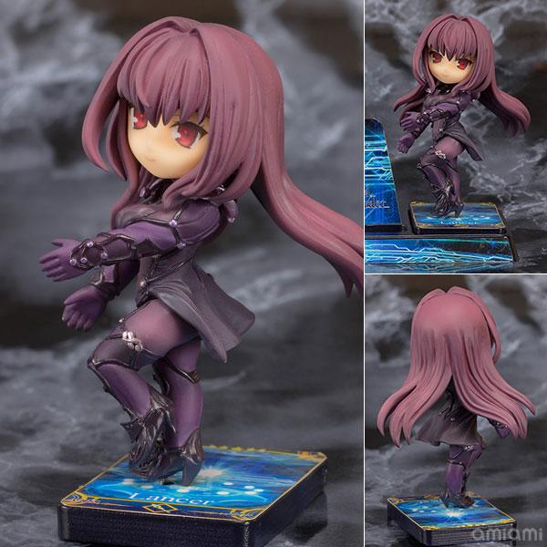 スマホスタンド美少女キャラクターコレクション No.14 Fate/Grand Order ランサー/スカサハ[プルクラ]《在庫切れ》