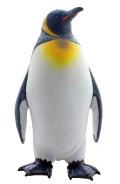 マリンライフビニールモデル キングペンギン