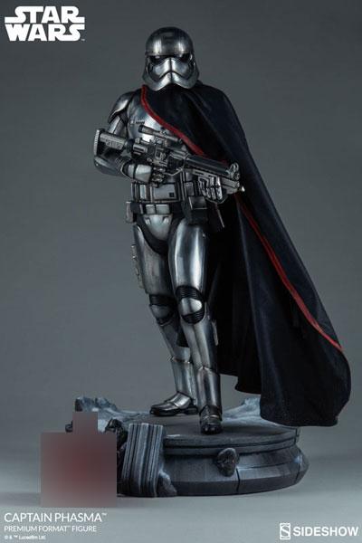 『スター・ウォーズ/フォースの覚醒』 プレミアム・フォーマット・フィギュア キャプテン・ファズマ