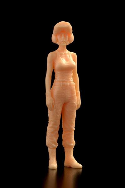 1/35 傭兵軍 女性パイロット Freesia (フリージア) フレッシュ成型色[ブリックワークス]《取り寄せ※暫定》