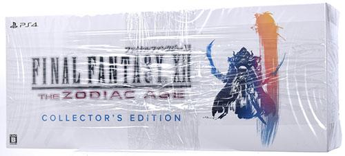 PS4 ファイナルファンタジーXII ザ ゾディアック エイジ コレクターズ エディション(e-STORE限定)