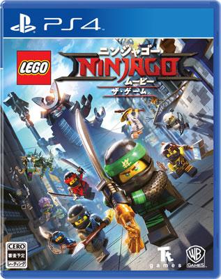 PS4 レゴ ニンジャゴー ムービー ザ・ゲーム[ワーナーブラザースジャパン]《在庫切れ》