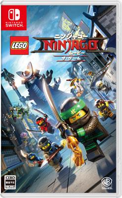 Nintendo Switch レゴ ニンジャゴー ムービー ザ・ゲーム[ワーナーブラザースジャパン]【送料無料】《在庫切れ》