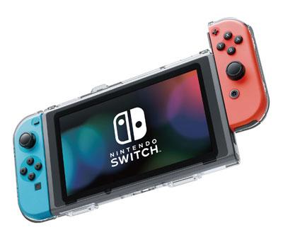 PCハードカバーセット for Nintendo Switch[ホリ]《取り寄せ※暫定》