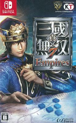Nintendo Switch 真・三國無双7 Empires[コーエーテクモゲームス]【送料無料】《在庫切れ》