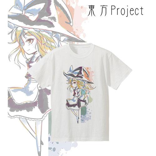 東方Project Ani-Art Tシャツ(霧雨魔理沙)/レディース(サイズ/XL)[アルマビアンカ]《発売済・在庫品》