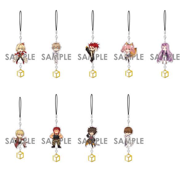 Fate/EXTELLA ゆらゆらチャームコレクション 第1弾 9個入りBOX[ソル・インターナショナル]《在庫切れ》