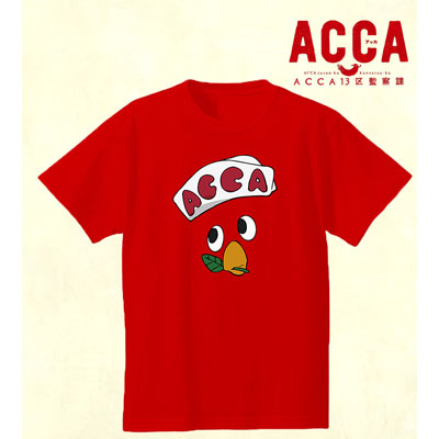 ACCA13区監察課 Tシャツ / メンズ(サイズ/L)[アルマビアンカ]《在庫切れ》