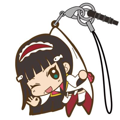 ラブライブ!サンシャイン!! 黒澤ダイヤつままれストラップ MIRAI TICKET Ver.(再販)[コスパ]《03月予約》