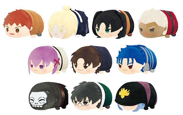 もちもちマスコット 劇場版 Fate/stay night[Heaven's Feel] 10個入りBOX(再販)[エスケイジャパン]《04月予約》
