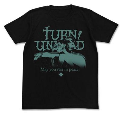 この素晴らしい世界に祝福を!2 アクアのターンアンデッドTシャツ/BLACK-L(再販)[コスパ]《04月予約》